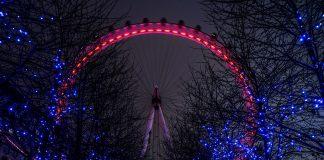 De kerst beleven in Londen
