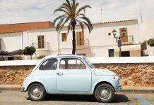 Auto huren op Ibiza