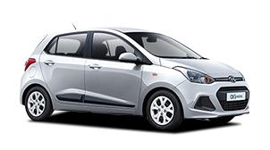 Hyundai i10 huurauto Ibiza